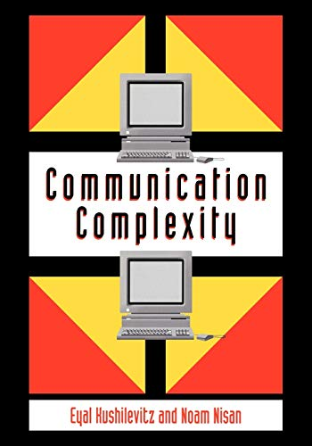 9780521029834: Communication Complexity