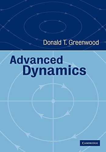 9780521029933: Advanced Dynamics