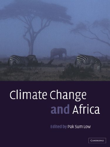 Climate Change and Africa: Pak Sum Low