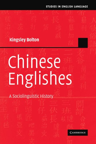 9780521030014: Chinese Englishes: A Sociolinguistic History