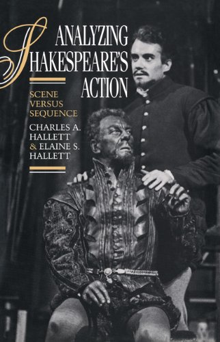 9780521030373: Analyzing Shakespeare's Action: Scene versus Sequence