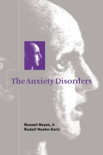 9780521030489: The Anxiety Disorders