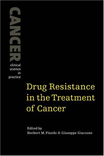 9780521030748: Drug Resistance in the Treatment of Cancer