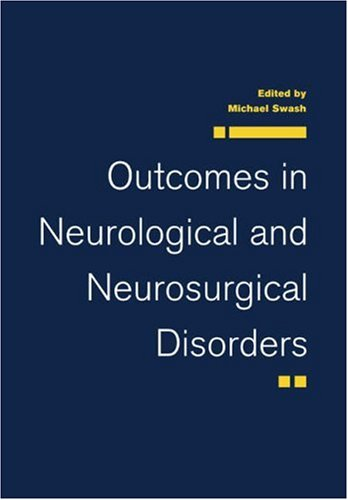 9780521032650: Outcomes in Neurological and Neurosurgical Disorders