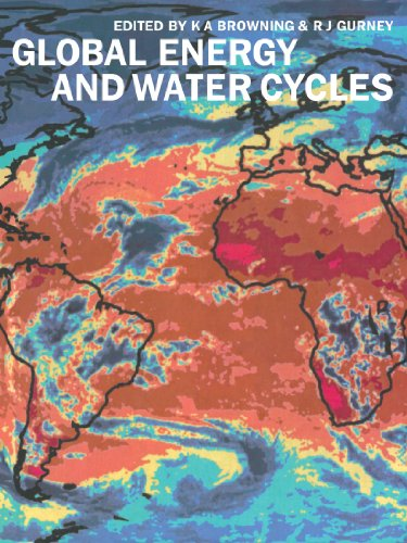 9780521032858: Global Energy and Water Cycles