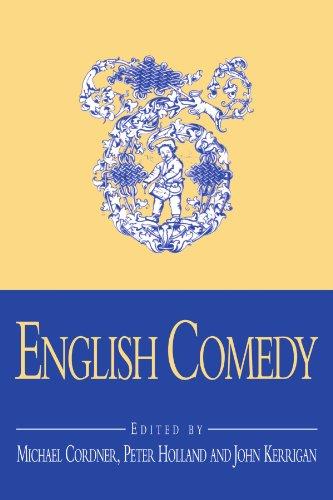 9780521032902: English Comedy