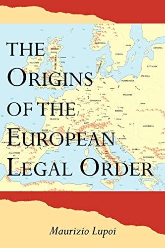9780521032957: The Origins of the European Legal Order