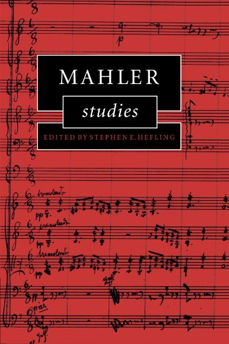 9780521033176: Mahler Studies (Cambridge Composer Studies)