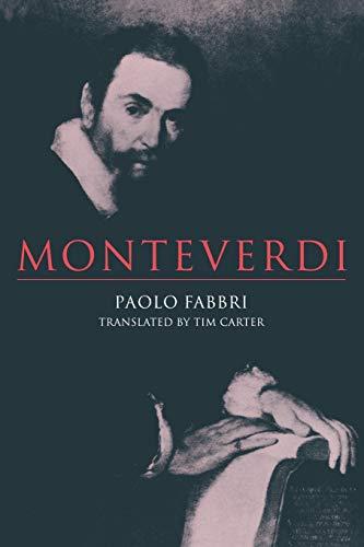 9780521033350: Monteverdi