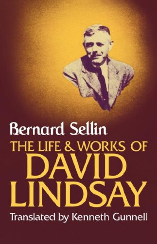 9780521034012: The Life and Works of David Lindsay
