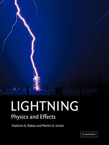 9780521035415: Lightning: Physics and Effects