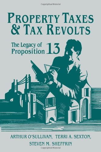 9780521035996: Property Taxes and Tax Revolts: The Legacy of Proposition 13