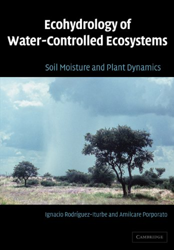 9780521036740: Ecohydrology of Water-Controlled Ecosystems: Soil Moisture and Plant Dynamics