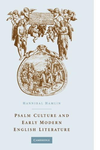9780521037068: Psalm Culture and Early Modern English Literature