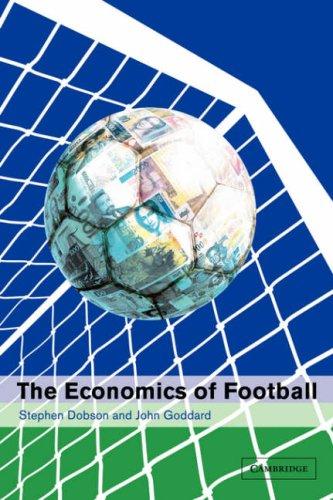 9780521037204: The Economics of Football