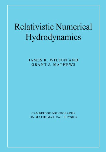 9780521037716: Relativistic Numerical Hydrodynamics (Cambridge Monographs on Mathematical Physics)