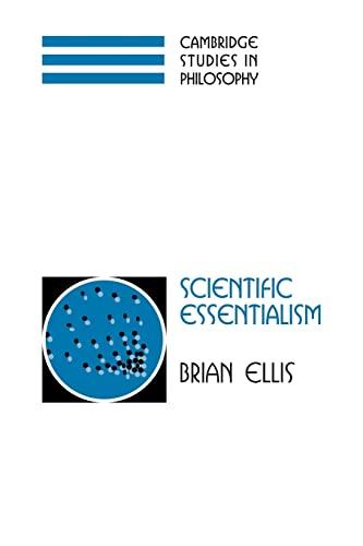 9780521037747: Scientific Essentialism