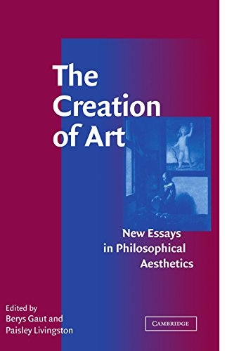9780521037792: The Creation of Art: New Essays in Philosophical Aesthetics