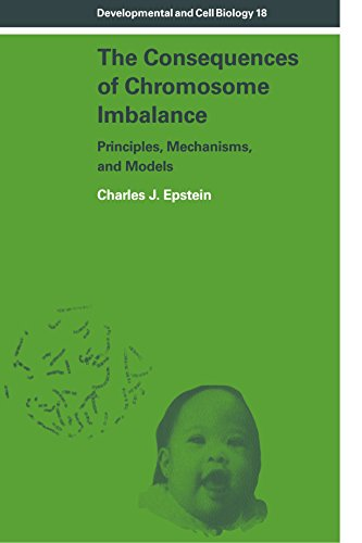 9780521038096: The Consequences of Chromosome Imbalance: Principles, Mechanisms, and Models (Developmental and Cell Biology Series)