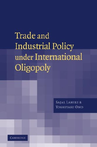 9780521038171: Trade and Industrial Policy under International Oligopoly