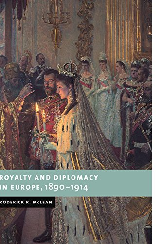 9780521038195: Royalty and Diplomacy in Europe, 1890–1914 (New Studies in European History)