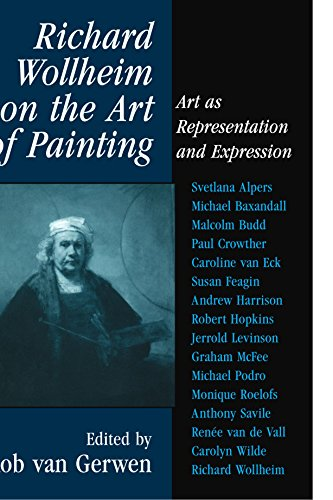 9780521038300: Richard Wollheim on the Art of Painting: Art as Representation and Expression