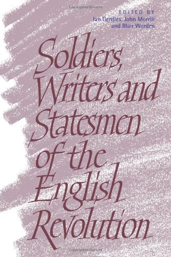 9780521038751: Soldiers, Writers and Statesmen of the English Revolution