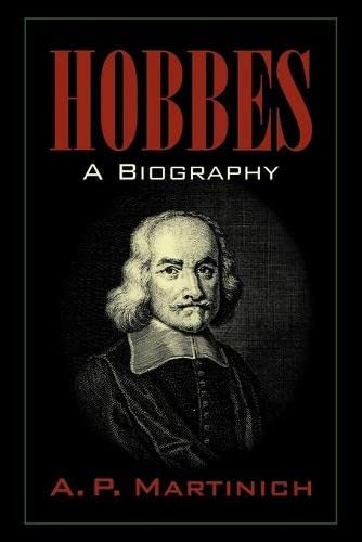 9780521039345: Hobbes: A Biography