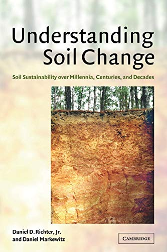 9780521039437: Understanding Soil Change: Soil Sustainability over Millennia, Centuries, and Decades