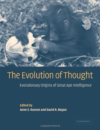 9780521039925: The Evolution of Thought: Evolutionary Origins of Great Ape Intelligence
