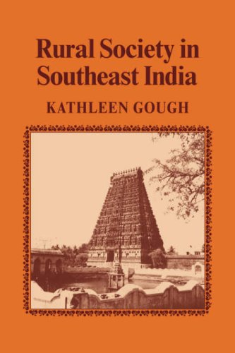 9780521040198: Rural Society in Southeast India (Cambridge Studies in Social and Cultural Anthropology)
