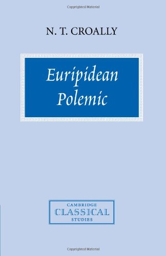 9780521041126: Euripidean Polemic: The Trojan Women and the Function of Tragedy (Cambridge Classical Studies)