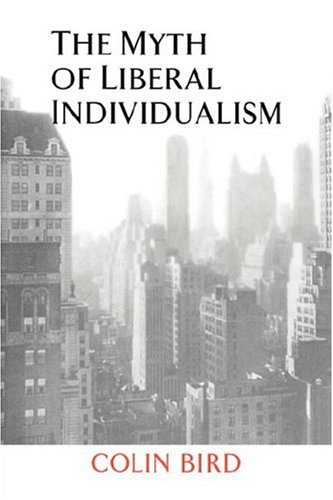 9780521041942: The Myth of Liberal Individualism