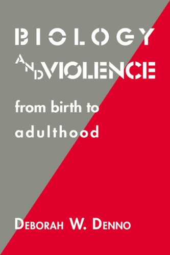 9780521042116: Biology and Violence: From Birth to Adulthood