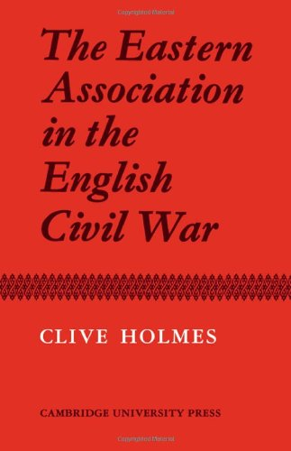 9780521042253: The Eastern Association in the English Civil War