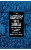 Cambridge History of the Bible: West from the Fathers to the Reformation: Lampe, G W H (Editor)