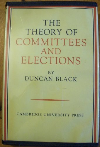 9780521042628: Theory Committees and Elections