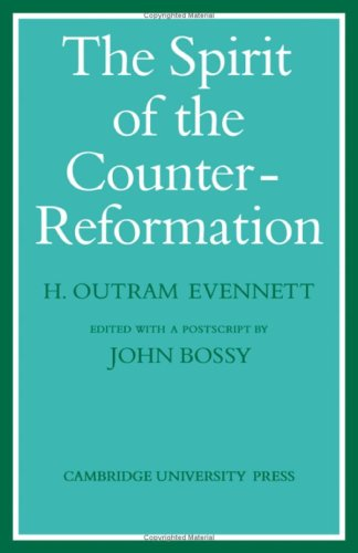 9780521042864: The Spirit of the Counter-Reformation