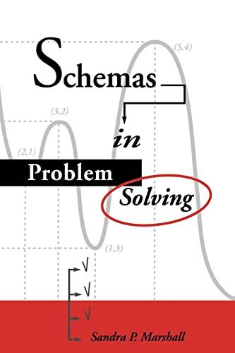 9780521043694: Schemas in Problem Solving