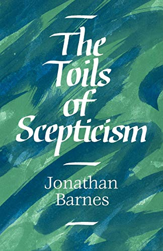 9780521043878: The Toils of Scepticism