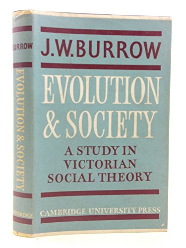 9780521043939: Evolution and Society