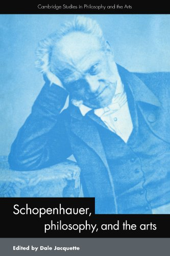9780521044066: Schopenhauer, Philosophy and the Arts (Cambridge Studies in Philosophy and the Arts)