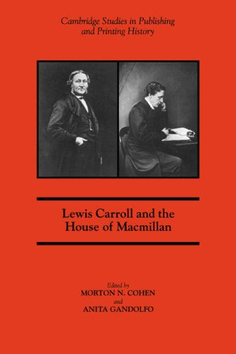 9780521044714: Lewis Carroll and the House of Macmillan