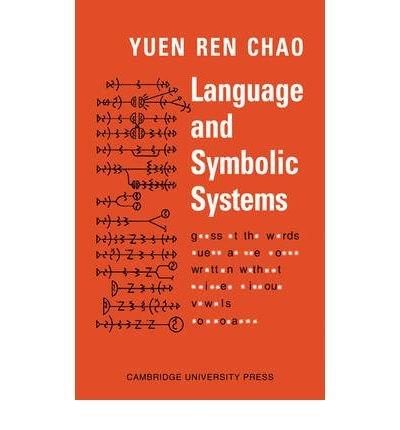 9780521046169: Language and Symbolic Systems