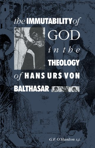 9780521046251: The Immutability of God in the Theology of Hans Urs von Balthasar