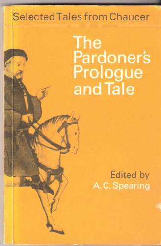9780521046275: The Pardoner's Prologue and Tale (Selected Tales from Chaucer)