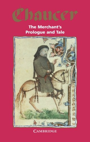 9780521046312: The Merchant's Prologue and Tale (Selected Tales from Chaucer)