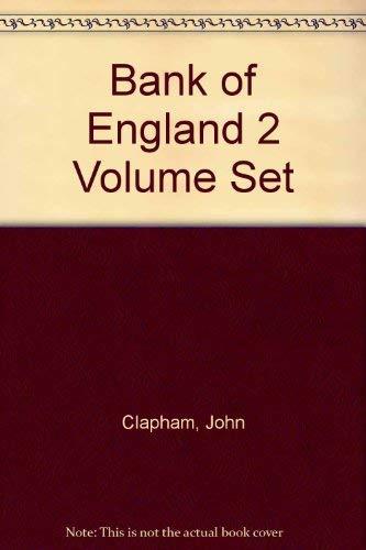 9780521046626: Bank of England 2 Volume Set