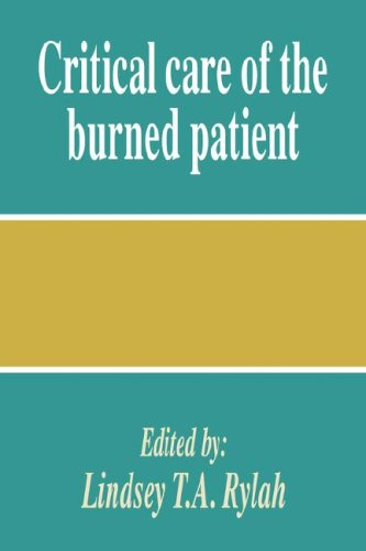 9780521047531: Critical Care of the Burned Patient