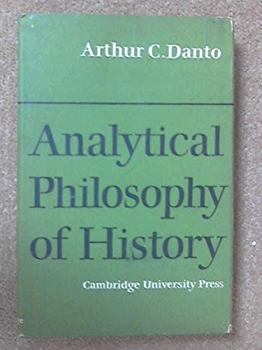 9780521047685: Analytical Philosophy of History